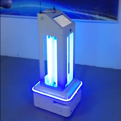 UVC Light Disinfection Robot: SIFROBOT-6.52 UV