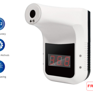 Non-Contact Wall-Mounted Infrared Thermometer: SIFROBOT-7.6