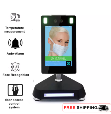 Desk Face Recognition Infrared Non-Contact Thermometer - SIFROBOT-7.33 main pic