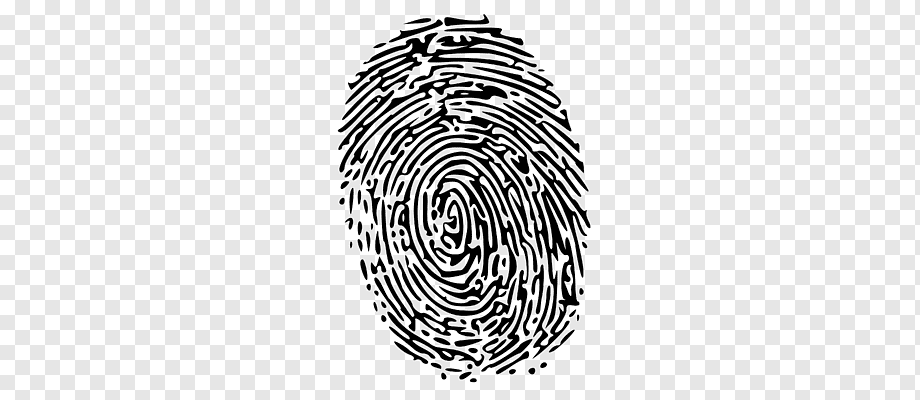fingerprint suspended