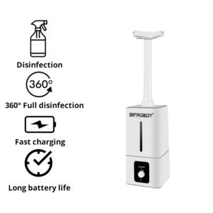 Electrolytic Dry Fog Sterilizing Atomizer SIFROBOT-8.0