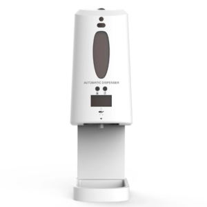 Hand Sanitizer Dispenser & Temperature Checker: SIFCLEANTEMP-1.3 front