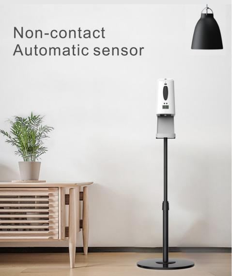 Stand Type Hand Sanitizer & Temperature Checker SIFCLEANTEMP-1.2 sensor