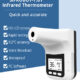 Wall-Mounted Infrared Thermometer SIFROBOT-7.61 main