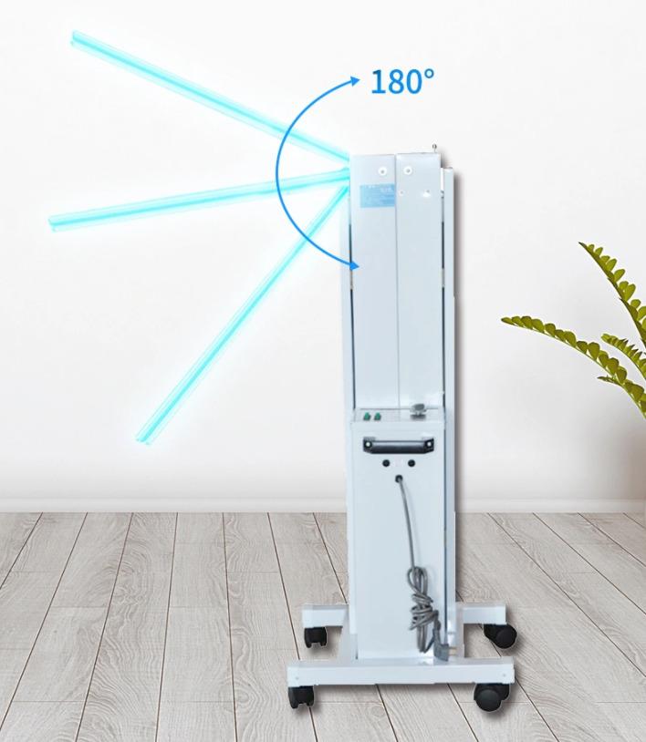 UV Sterilization Lamp: SIFSTERIL-1.1 180 deg lamp