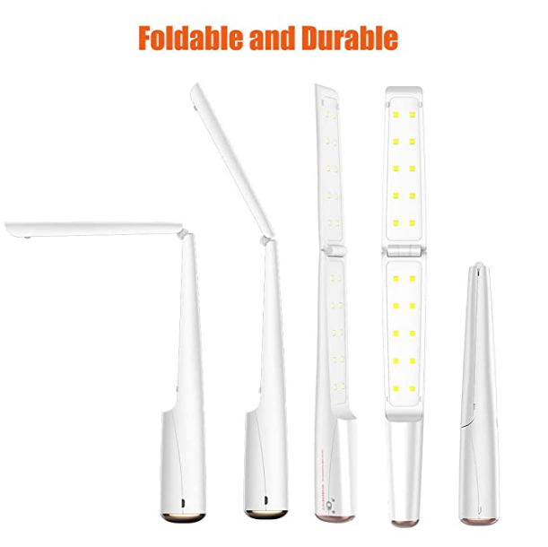 SAFETRAVELPACK-1.5:Handheld UV Light Sterilizing Stick + UV LED Sterilizer Box SIFSTERIL-1.6 Foldable