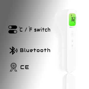 Bluetooth Non-contact Thermometer: SIFTHERMO-2.22B Main picture