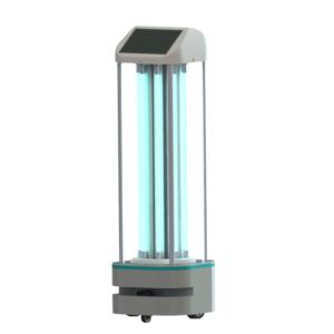 Autonomous UVC Disinfection Robot: SIFROBOT-6.57