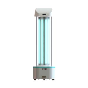 Autonomous UVC Disinfection Robot: SIFROBOT-6.57 White