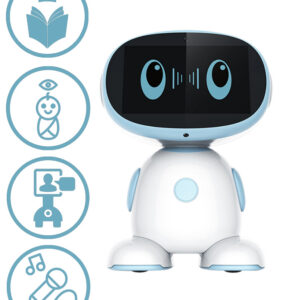 Kids' Artificially Intelligent Companion Robot: SIFROBOT-5.3