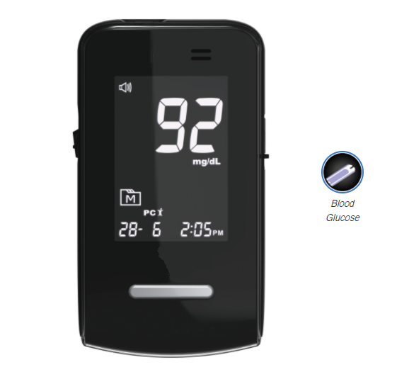 Bluetooth Blood Glucometer SIFGLUCO-3.6