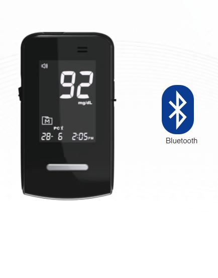 FDA Bluetooth Blood Glucometer SIFGLUCO-3.6