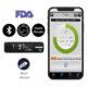 FDA Bluetooth Blood Gluco Meter: SIFGLUCO-3.7