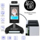 SIFROBOT-7.3 Temperature checker + Hand sanitizer dispenser + Printer