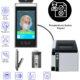 SIFROBOT-7.4-P Temperature checker + hand sanitizer dispenser + Printer