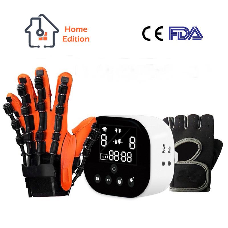 Portable Rehabilitation Robotic Gloves SIFREHAB-1.0