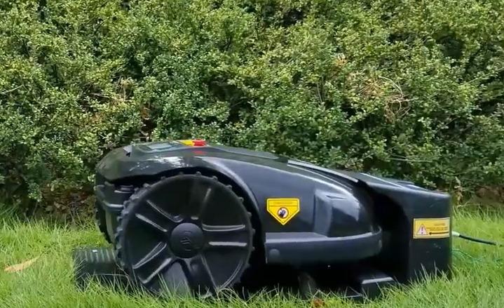 Autonomous Lawn Mower Robot: SIFROBOT-LM1