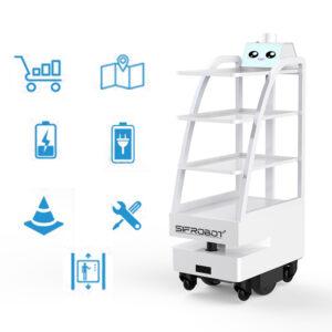 Autonomous Delivery Robot: SIFROBOT-4.24