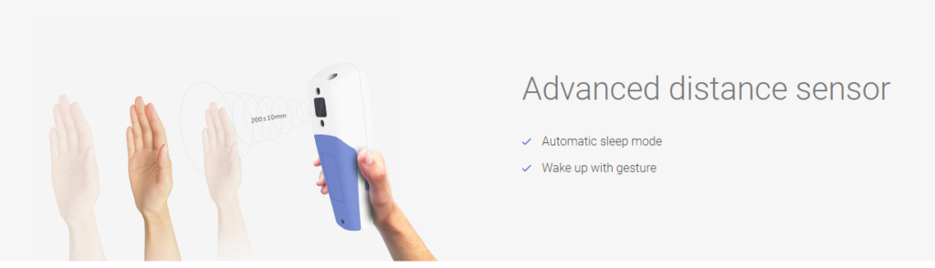 Vein Finder with Advanced distance sensor