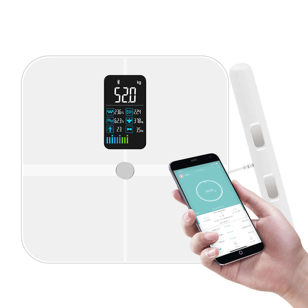 Bluetooth Smart Body Composition Handle Bar Scale SIFSCALE-1.0