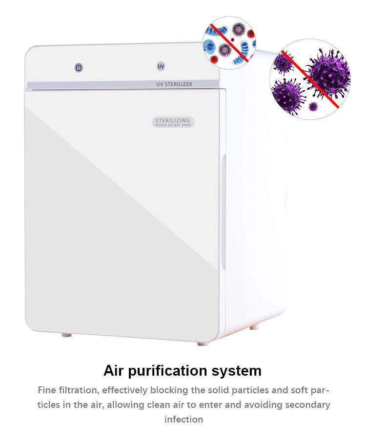 UVC Disinfection Chamber: SIFUVC-2.0