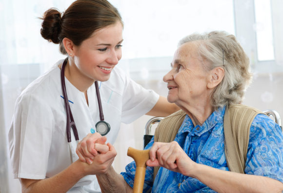 Vein Finder Use in Geriatric Care centers
